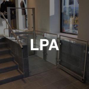 LPA - Step Lift