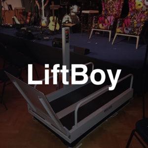 LiftBoy - Portable Step Lift