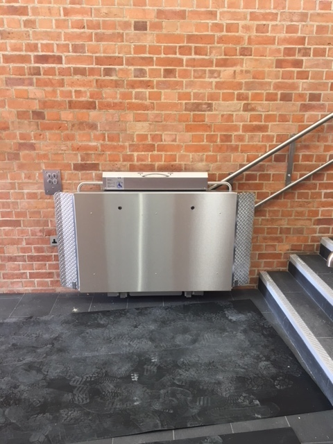 Inclined Platform Lifts in Commercial Buildings