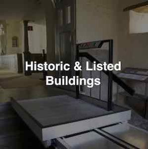 Lifts for Listed Buildings, Lifts for Historic Buildings