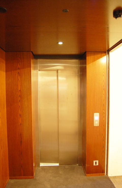 Disabled Passenger Lift at the National Theatre