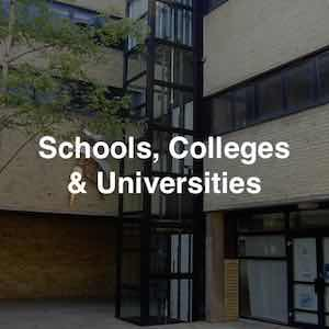 Lifts for Schools, School Lifts, Lifts for University
