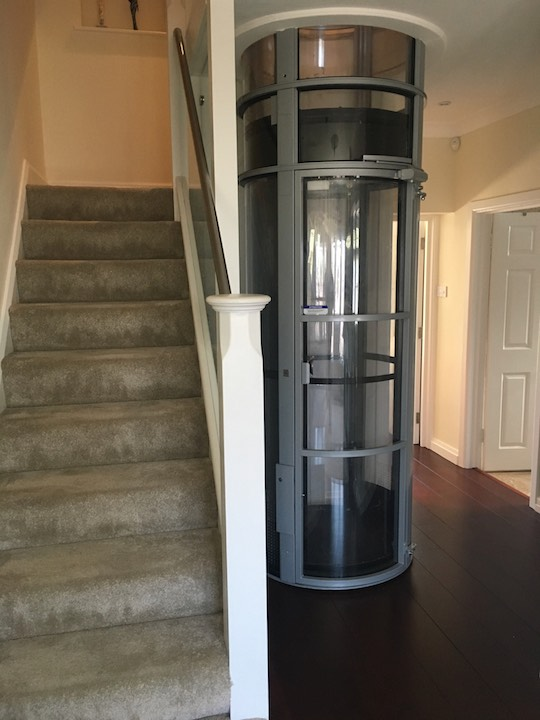 Pneumatic Home Elevator UK