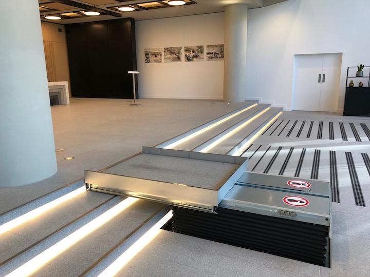 200 Grays Inn Road - Platform Lift