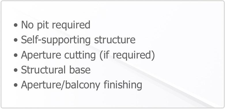 Pneumatic Lift Builder's Information
