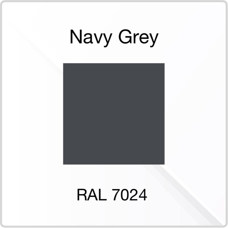 PVE Navy Grey Colour