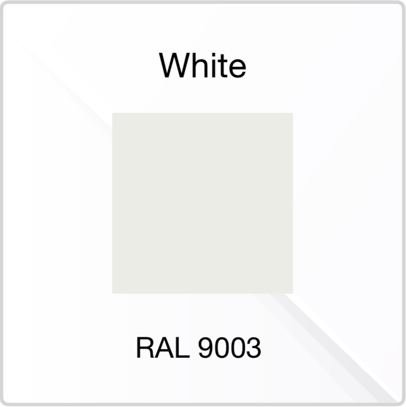 PVE White Colour