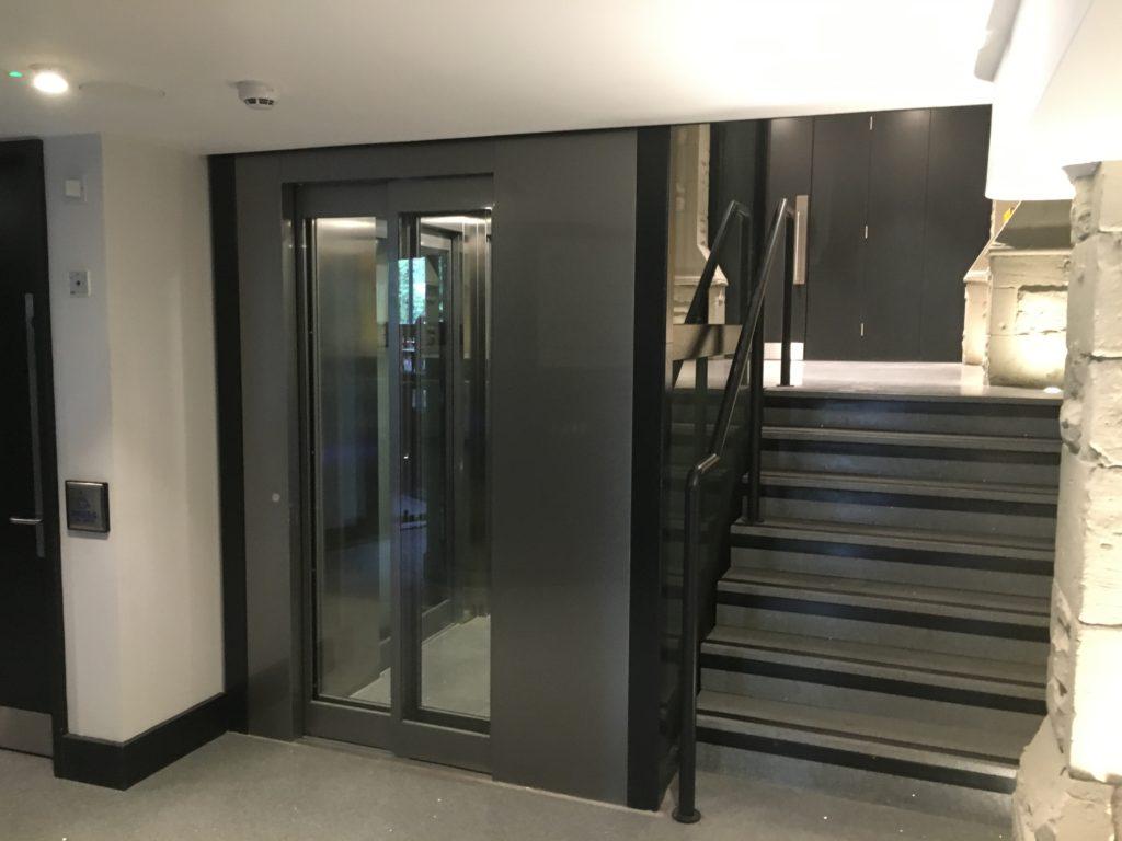 Passenger Lift at The York Theatre Royal